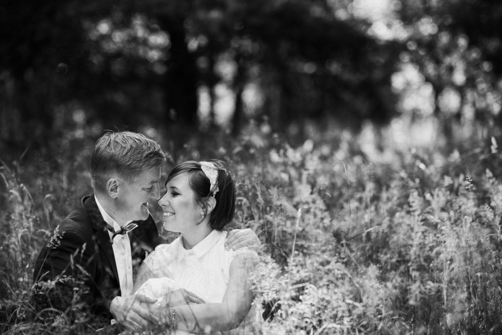 Sesja ślubna w Gdańsku - Trójmiejski Park Krajobrazowy