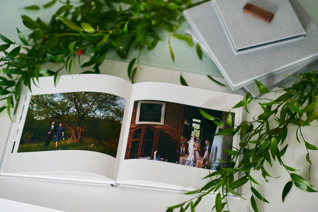 zdjęcia ślubne w fotoksiążce