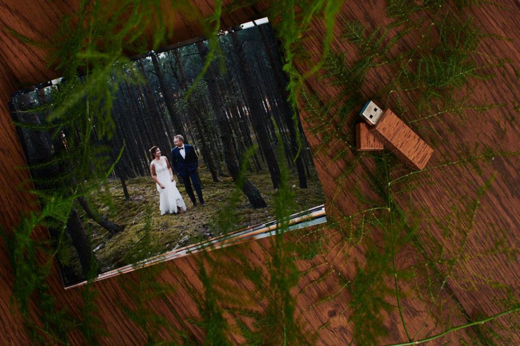 zdjęcia ślubne odbitki